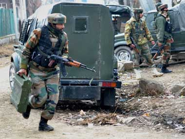 Encounter between militants, security forces in Kashmirs Kupwara district