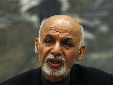 Afghanistan president Ashraf Ghani calls for international action, long-term strategy against terrorists