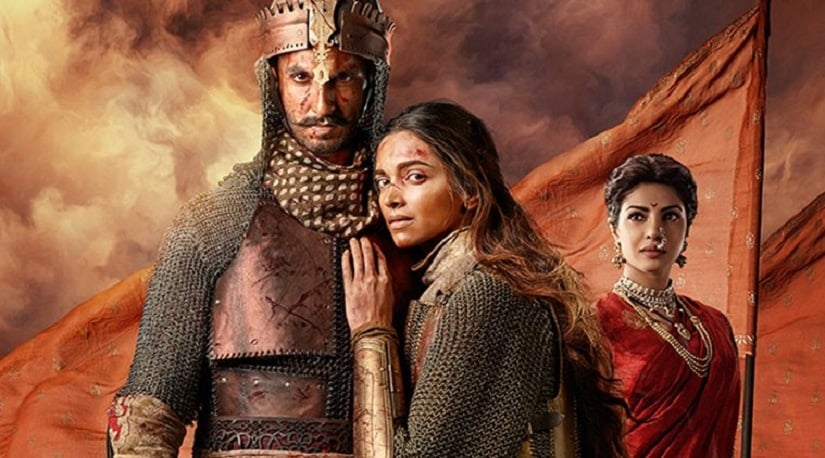 The Padmavati protests, and how Bollywood has historically portrayed historicals