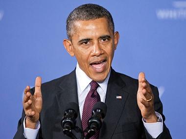 A file photo of Barack Obama. AP