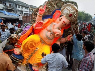 Ganesh Chaturthi 2017: Mumbai set for noisy immersion after Supreme Court order