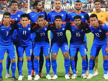 Indian football team retains 102nd position; Germany, Brazil and Portugal grab top three spots in latest FIFA rankings