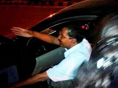 Arvind Kejriwal. PTI