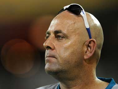 File image of Australia coach Darren Lehmann. Getty Images