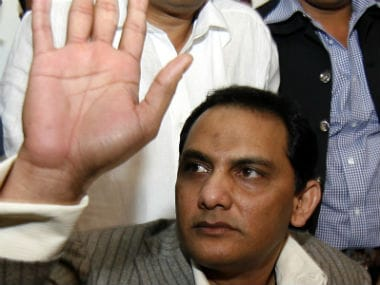 File photo of former India captain Mohammad Azharuddin. Reuters