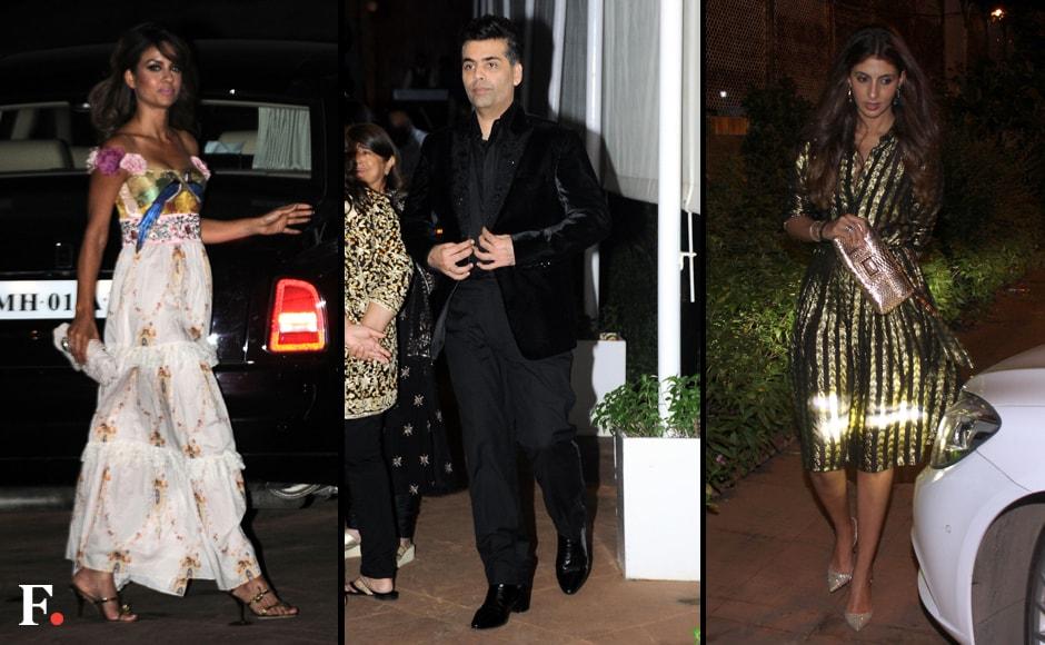 Natasha-Poonawala,-Karan-Johar,-Sweta-Bachchan