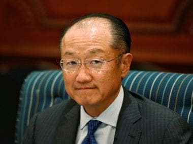File photo of Jim Yong Kim. Reuters