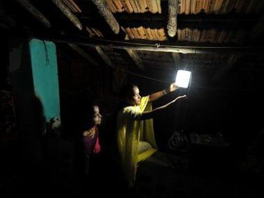 Saubhagya, electrify. Representational image. AFP