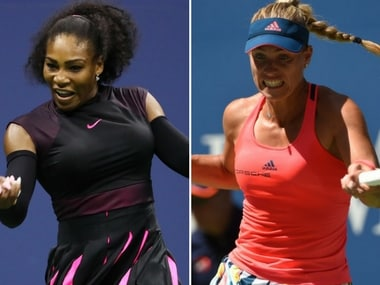 Serena Williams and Angelique Kerber will try to set up a third major title clash in 2016.