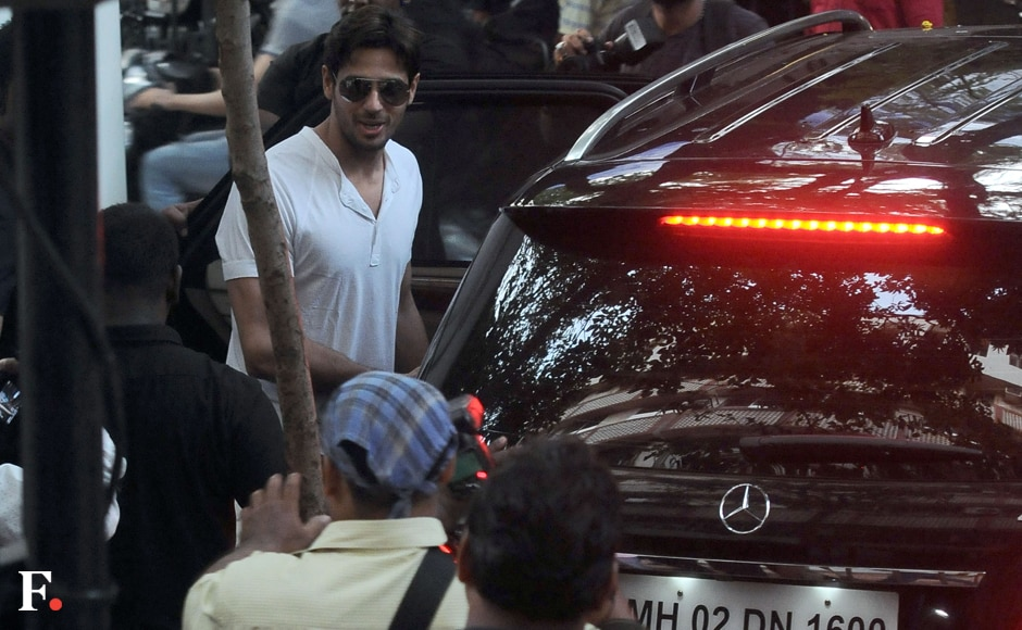 Malhotrawas mostly shooting for his upcoming film Reloaded where he will be seen with Jacqueline Fernandez. Sachin Gokhale/Firstpost