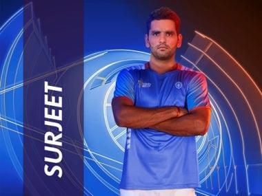 Surjeet Narwal. Image Courtesy - Star Sports