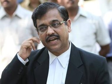 File image of Ujjwal Nikam. PTI
