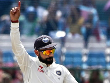 India Test skipper Virat Kohli additionally praised New Zealand the fight that they put up in the Test. AP