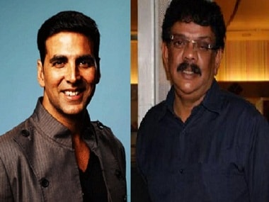 Akshay Kumar and Priyadarshan's next will be produced by Rohit Shetty. Image from News 18