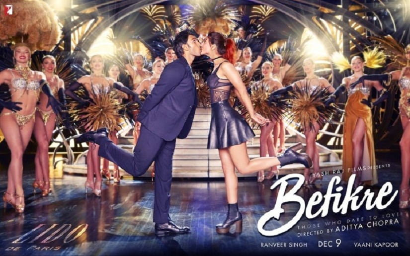 Ranveer Singh on his character from Befikre: Im a little more traditional in relationships