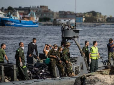 Egypt retrieves 162 bodies after migrant boat capsizes in Mediterranean