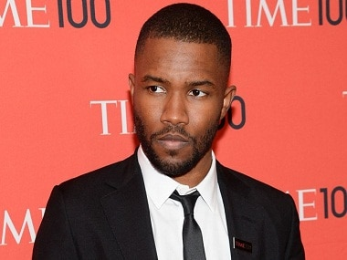 Frank Ocean released 'Endless' and 'Blond' within days of each other. Image from AP