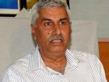 File image of Jagdish Gagneja. Twittter/@Punjabupdate