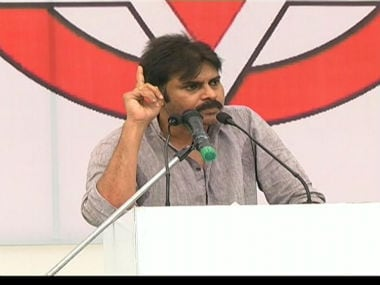 File image of Pawan Kalyan. CNN-News18