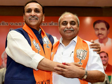 Patel businessmen to felicitate BJP leaders of community including deputy CM Nitin Patel