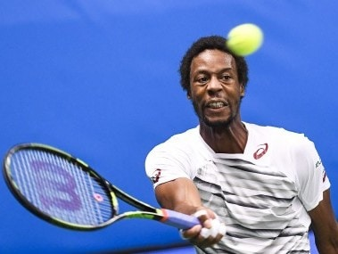 Paris Masters: Gael Monfils withdraws due to rib injury, race for World Tour Finals continues