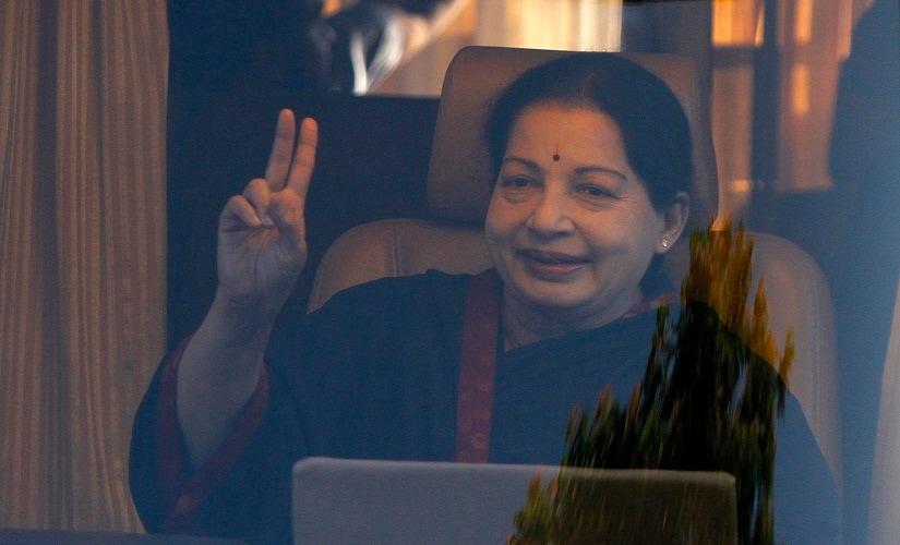 J Jayalalithaa. Reuters