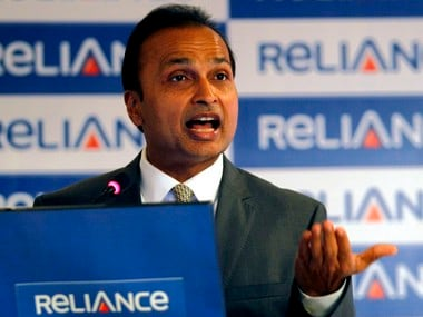 File image of Anil Ambani, chairman, Reliance Anil Dhirubhai Ambani Group. Reuters