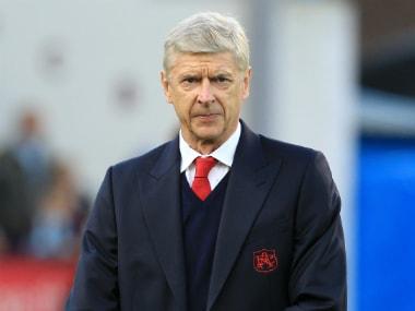 File image of Arsene Wenger. AFP