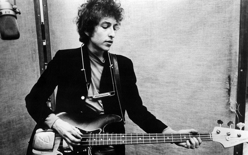 Nobel Literature Prize-winner Bob Dylan: People today are still living off the table scraps of the 60s
