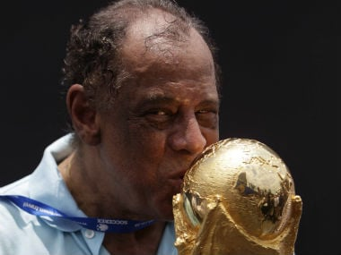 File photo of Carlos Alberto. AP