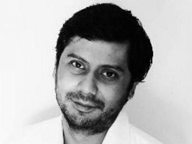 File image of Pakistani journalist Cyril Almeida. Twitter @cyalm
