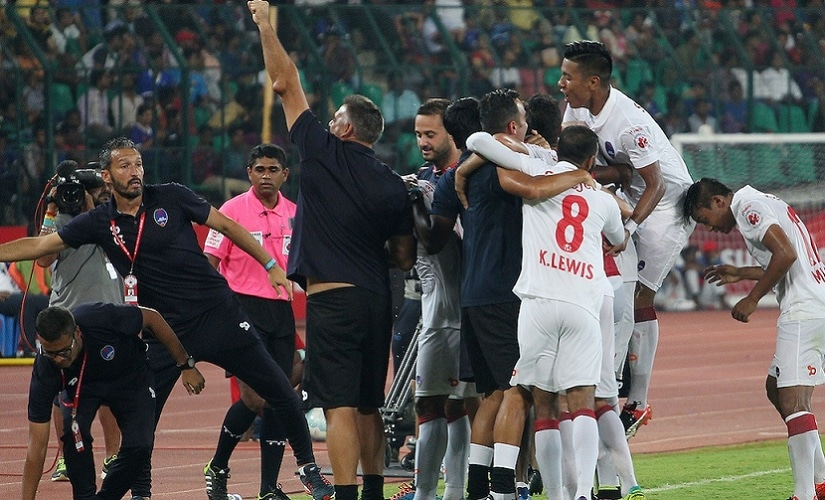 Delhi Dynamos FC have been in fine form this season. ISL