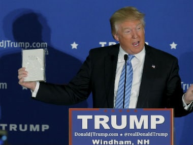 What would happen if Donald Trump reviewed books? #TrumpBookReport, that's what