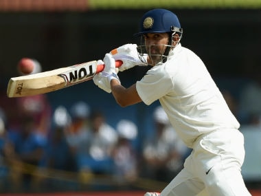 Gautam Gambhir recently made his international comeback at Indore in the Test series against New Zealand. AFP