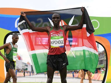 Kenyan Olympic champion Eliud Kipchoge to run Delhi Half Marathon
