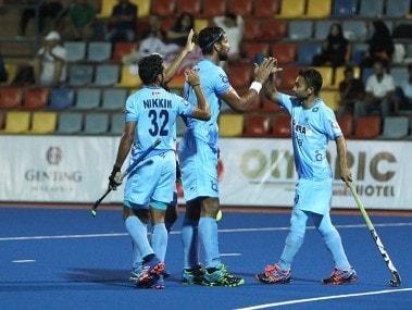 India vs China hockey Asian Champions Trophy 2016 Highlights: India thump China 9-0