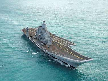 Gorshkov warship cost hike exempted under RTI, should not be made public in national interest, says defence ministry