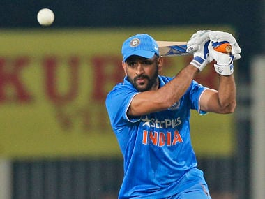 India vs New Zealand: MS Dhoni wants youngsters to not refrain from big shots despite loss