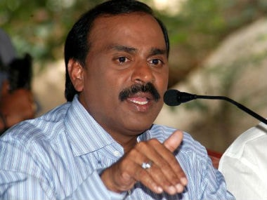 File photo of Janardhan Reddy. PTI