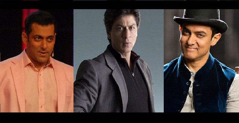 The Khans have ruled Bollywood since the late '80s, early '90s. And it may be another decade before a true successor emerges.