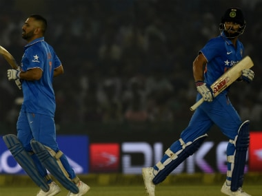 India vs New Zealand: Virat Kohli and MS Dhoni at Nos 3 and 4 is answer to teams finishing woes