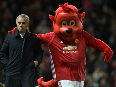 File image of Jose Mourinho. AFP