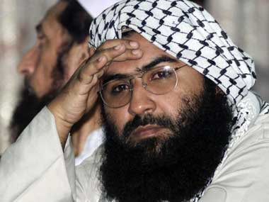 File image of JeM chief Masood Azhar. Reuters