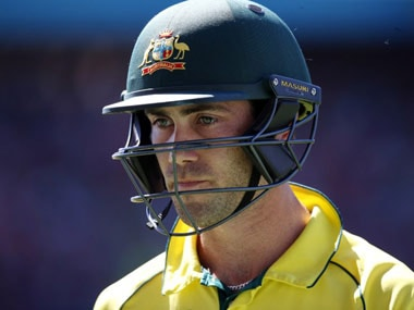Glenn Maxwell feels banned Australian trio treated like criminals during ball-tampering scandal