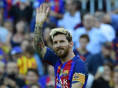 La Liga: Lionel Messi almost ended up playing for Real Madrid instead of Barcelona, claims former agent
