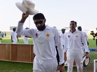 Pakistan vs West Indies: Misbah-ul-Haq, Younis Khan underline their value after another clinical win