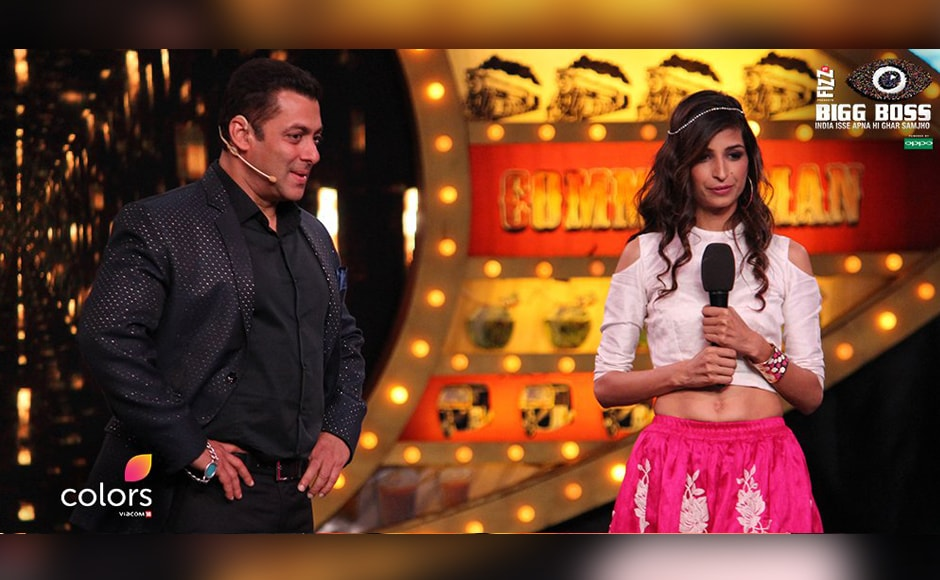 Priyanka Jagga was one of the non-celebrity contestants who made an impression.