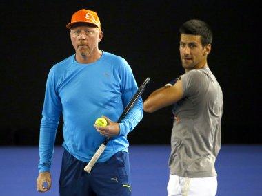 Shanghai Masters: Novak Djokovic hints that he may split with coach Boris Becker