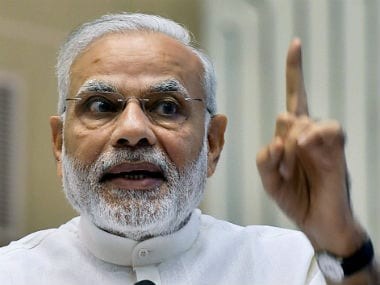 As it happened: Modi calls for unity to fight terror during Dussehra speech in Lucknow