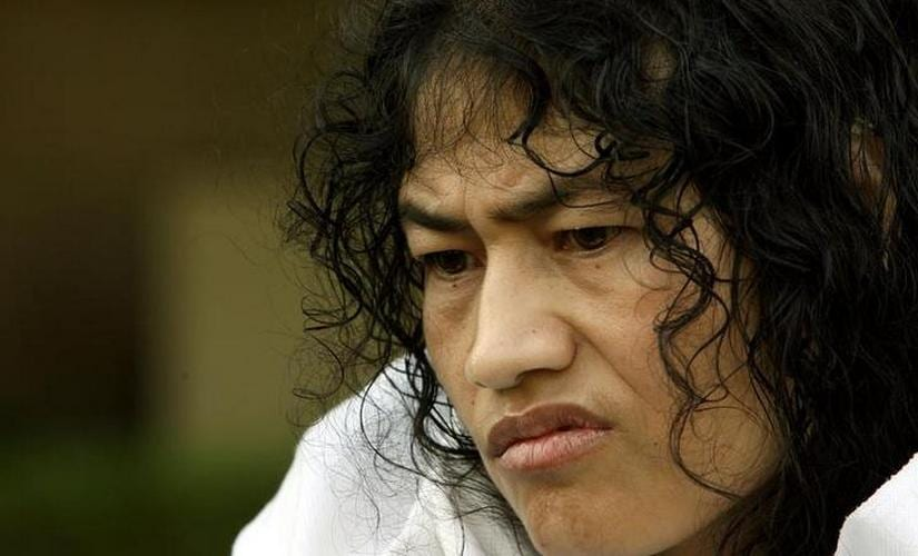 Irom Sharmila Chanu. Reuters